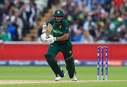 Pakistan's Imam-ul-Haq during the ICC Cricket World Cup group stage match at Edgbaston, Birmingham.