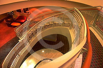 Pennsylvania Convention Center, Architecture, Stairways, Philadelphia, PA