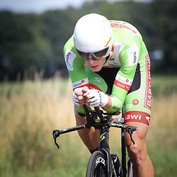 EMMEN (NED wielrennen <br /> Tijdrit Topcompetitie Emmen  Rick Ottema