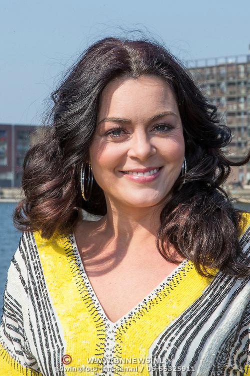 NLD/Amsterdam//20140327 - Perspresentatie Sterren Springen 2014, Kim Lian van Meij