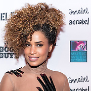 NLD/Rotterdam/20161102 - MTV Music Week Official Opening Party 2016, Sharon Doorson