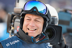 21.01.2017, Hahnenkamm, Kitzbühel, AUT, FIS Weltcup Ski Alpin, KitzCharity Trophy, im Bild Günter Mader (Generali) // during the KitzCharity Trophy of FIS Ski Alpine World Cup at the Hahnenkamm in Kitzbühel, Austria on 2017/01/21. EXPA Pictures © 2017, PhotoCredit: EXPA/ Serbastian Pucher