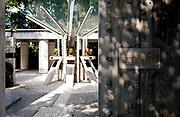 SARS Memorial Garden
