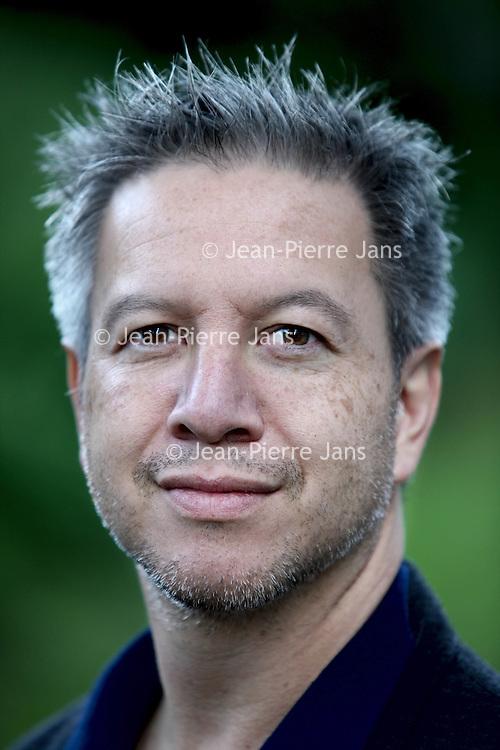 Nederland, Amsterdam , 1 oktober 2010.. Filmmaker Robert Oey en regisseur van de film de Leugen..Foto:Jean-Pierre Jans