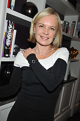 MARIELLA FROSTRUP at The Great Initiative event in association with jewellers Boodles held at The Corinthia Hotel, London on 6th November 2012.
