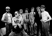 Ian Dury and the Blockheads circa 1979