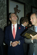 Stuart Rose, The Esquire and Glenmorangie Man At the Top Awards 2007. The Haymarket Hotel London. 5 November 2007. -DO NOT ARCHIVE-© Copyright Photograph by Dafydd Jones. 248 Clapham Rd. London SW9 0PZ. Tel 0207 820 0771. www.dafjones.com.
