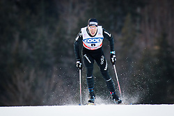 Schaad Roman (SWI) during Man 1.2 km Free Sprint Qualification race at FIS Cross<br /> Country World Cup Planica 2016, on January 16, 2016 at Planica,Slovenia. Photo by Ziga Zupan / Sportida
