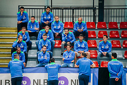 Players seen during the meeting after COVID-19 of Slovenian handball national team at dvorana Kodeljevo on May 26th 2020, Ljubljana, Slovenia. Photo by Sinisa Kanizaj / Sportida