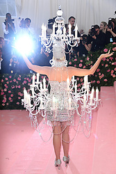 """Katy Perry at the 2019 Costume Institute Benefit Gala celebrating the opening of """"Camp: Notes on Fashion"""".<br />(The Metropolitan Museum of Art, NYC)"""