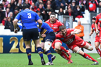 Bakkies Botha - 19.04.2015 - Toulon / Leinster - 1/2Finale European Champions Cup -Marseille<br /> Photo : Andre Delon / Icon Sport