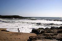 Moss Beach, California Coast