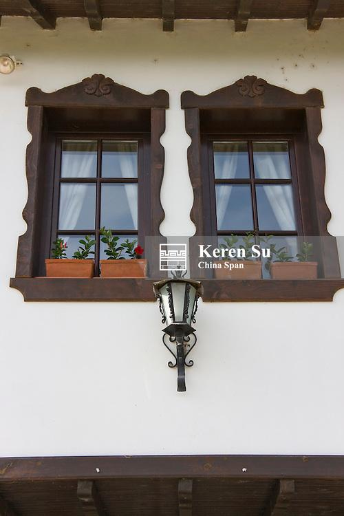 Traditional houses, Veliko Tarnovo, Bulgaria