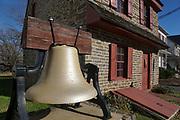 Liberty Bell replica commemorates day in Quakertown, Bucks Co., PA
