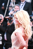 Victoria Silvstedt at the gala screening for the film Inside Out at the 68th Cannes Film Festival, Monday May 18th 2015, Cannes, France