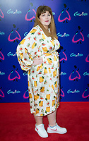 Jenny Ryan at the Gala Performance of Andrew Lloyd Webber's Cinderella  at the Gillian Lynne Theatre in Drury Lane, London, United Kingdom photo by terry Scott