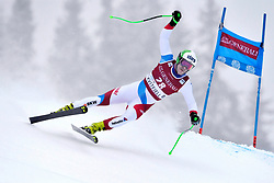 03.03.2019, Olympiabakken, Kvitfjell, NOR, FIS Weltcup Ski Alpin, SuperG, Herren, im Bild Thomas Tummler SUI //  in action during his run in the men's Super-G of FIS ski alpine world cup.  Olympiabakken in Kvitfjell, Norway on 2019/03/03. EXPA Pictures © 2019, PhotoCredit: EXPA/ SM<br /> <br /> *****ATTENTION - OUT of GER*****