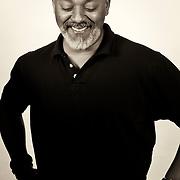 Portrait of Craig Bailey for studio promo.