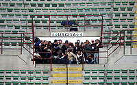 Fotball<br /> Serie A Italia<br /> Foto: Graffiti/Digitalsport<br /> NORWAY ONLY<br /> <br /> 16/10/05 <br /> Inter v Livorno 5-0<br /> <br /> Inter fans protest against ticket prices