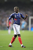 FOOTBALL - FRIENDLY GAME 2010 - FRANCE v COSTA RICA - 26/05/2010 - PHOTO PHILIPPE MILLEREAU / DPPI - BACARY SAGNA (FRA)