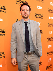 LOS ANGELES - JUNE 26: Executive Producers Dave Andron attends FX Networks and FX Productions Premiere event for 'Snowfall' at The Theatre at the Ace Hotel on June 26, 2017 in Los Angeles, California. (Photo by Frank Micelotta//FX/PictureGroup) *** Please Use Credit from Credit Field ***