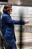 Britain Johnny Depp | July 9, 2020