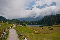 Golzern,  Switzerland, beautiful alpine vistas.