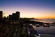 Sunrise, Honolulu, Oahu, Hawaii