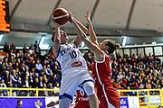 Francesca Dotto<br /> Italia Italy - Repubblica Ceca Czech Republic<br /> FIBA Women's Eurobasket 2021 Qualifiers<br /> FIP2019 Femminile Senior<br /> Cagliari, 14/11/2019<br /> Foto L.Canu / Ciamillo-Castoria