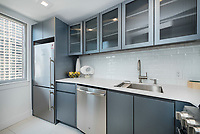 Kitchen at 308 East 38th Street