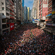 Hong Kong Protest (no name)