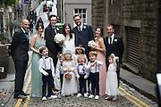 Carly & Sean's Wedding, Edinburgh