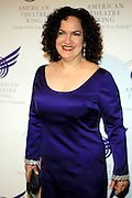 """Olga Merediz at The American Theater Wing's Annual Spring Gala Honoring Jerry Herman and Visa INC...The American Theatre Wing is best known as the creator of the Antoinette Perry """"Tony"""" Awards, which it presents annually with the Brodway League. The Wing's other activities, dedicated to recognizing excellence and supporting eductaion in theatre."""