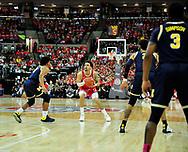 o. 23 Buckeyes surge late to beat No. 19 Michigan 77-63