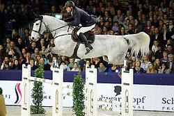 Van Roosbroeck Maurice (BEL) - Dylano<br /> Jumping Amsterdam 2012<br /> © Hippo Foto - Leanjo de Koster