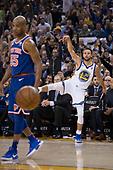 20180123 - New York Knicks @ Golden State Warriors