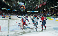 KELOWNA, CANADA - MARCH 28:  on March 28, 2015 at Prospera Place in Kelowna, British Columbia, Canada.  (Photo by Marissa Baecker/Shoot the Breeze)  *** Local Caption ***
