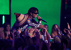 LOS ANGELES - AUGUST 13: Swae Lee of Rae Sremmurd performs onstage at FOX's 'Teen Choice 2017' at the Galen Center on August 13, 2017 in Los Angeles, California. (Photo by Frank Micelotta/FOX/PictureGroup) *** Please Use Credit from Credit Field ***