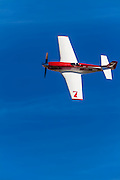 "P-51D Mustang ""Strega"", flown by Steve Hinton Jr. of Chino, California."