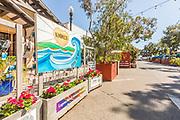 Laguna Beach Kindness Movement Signs on Forest Ave Laguna Beach