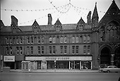 1964 Exterior of Dunnes Stores on Georges St.
