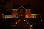 September 16, 2021 - MD: Government House of Maryland Illuminates Ambers in Remembrance of 10, 011
