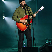 Tom Walker On stage attend WE Day UK at Wembley Arena, London, Uk 6 March 2019.
