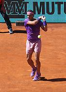 Rafael Nadal of Spain during the Mutua Madrid Open 2021, Masters 1000 tennis tournament on May 5, 2021 at La Caja Magica in Madrid, Spain - Photo Laurent Lairys / ProSportsImages / DPPI