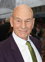 © Licensed to London News Pictures. 12/05/2014, UK. Ian Patrick Stewart, X-Men: Days Of Future Past - UK Film Premiere, Odeon Leicester Square, London UK, 12 May 2014. Photo credit : Richard Goldschmidt/Piqtured/LNP