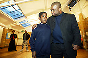 Ray Lewis, Academy Director of Eastside Young Leaders Academy, Forest Gate, East London. This controversial figure was the originator of this project, designed to give self esteem and empowerment to young black males. EYLA exists to nurture and develop the leadership potential of young African and Caribbean males, empowering them to become the next generation of successful leaders.