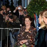 NLD/Amsterdam/20060409 -  Première Black Pinocchio, aankomst kroonprins Willem Alexander en prinses Máxima Zorreguieta worden gefotografeerd, pers, media, fotografen