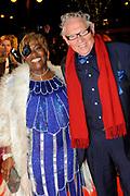 Premiere van de film Sonny Boy op maandag 17 januari in het Circus Theater in Scheveningen.<br /> <br /> Op de foto:<br /> <br />  Gerda Havertong