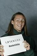 2002 Miami Hurricanes Women's Soccer Head Shots