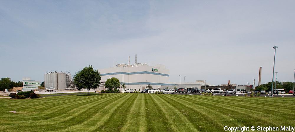 Genencor in Cedar Rapids on Friday July 24, 2009.  (Stephen Mally/Freelance)